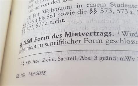 stempel ersetzt fehlende unterschrift schriftform