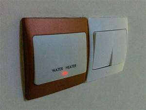 Clipsal Water Heater Switch Wiring Diagram
