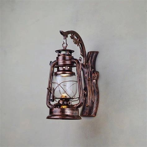 rustic lantern light fixtures lights fixtures lantern wall mounted light 8524 rustic