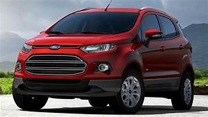 2012 Ford EcoSport - Wallpapers and HD Images Car Pixel