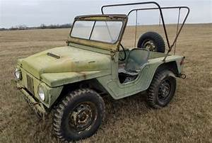Geological Jeep  1961 Mighty Mite M422a1
