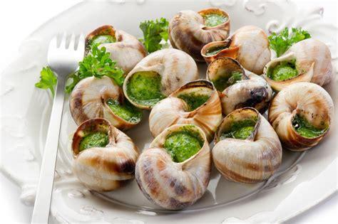 cuisine escargots recette escargots au beurre d 39 herbes à la bourguignonne