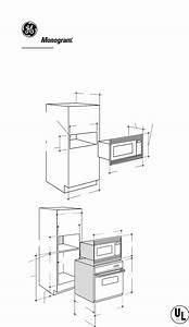 Ge Monogram Microwave Oven Zem200sf User Guide