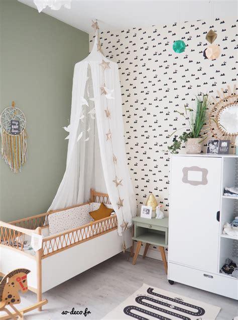 chambre bébé 9m2 une chambre de bébé avant après