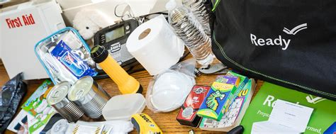 science  home disaster preparedness kits