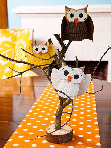 give  hoot paper owl craft