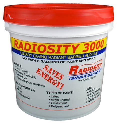 Radiosity 3000   Energy Saving, Non Toxic Radiant Heat