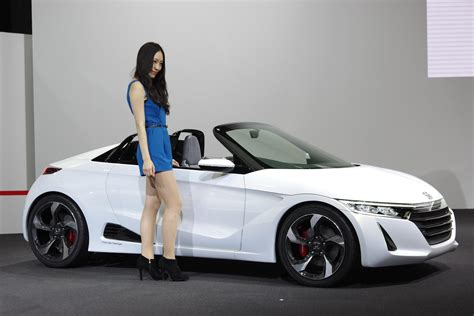 Honda S660 Concept Live From Tokyo