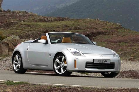 nissan coupe convertible nissan 350z roadster 2009