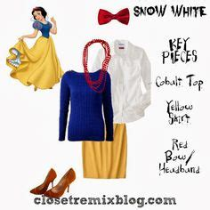 Costumes In Your Closet Ideas by Remix It Simple Costumes In Your Closet Part 2
