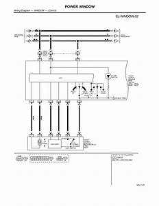 2004 Nissan Maxima Power Window Wiring Diagram