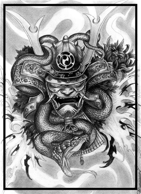 tattoo sketch  japanese style pencil      hours  list japanese dragon