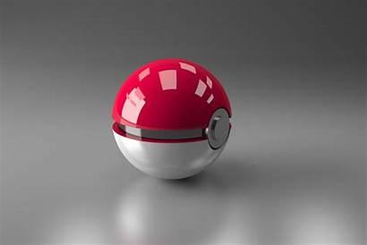 Pokemon Pokeball Ball Shape Circle Balls Wallpapers
