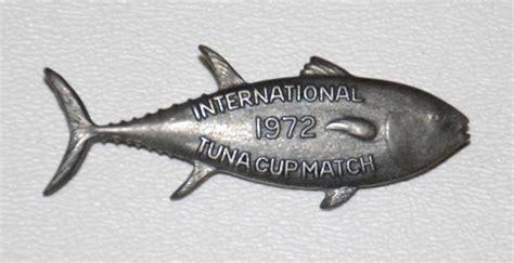 tuna international fishing scotia nova cup club match reels antique