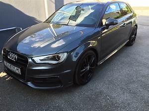 Audi A3 8v : 2013 audi a3 8v sline ~ Nature-et-papiers.com Idées de Décoration