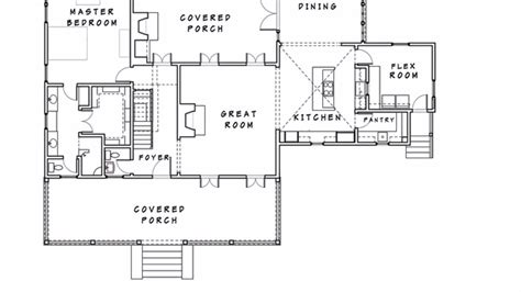 closed floor plan house plans southern living
