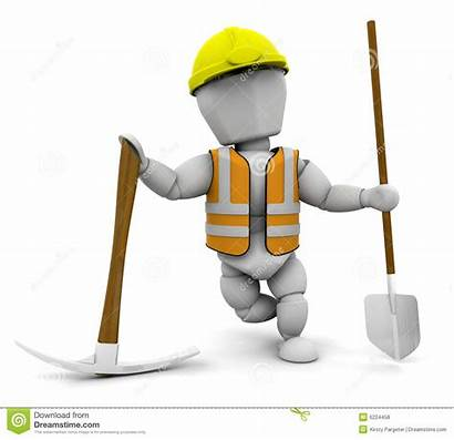 Construction Worker Render Manager Icon