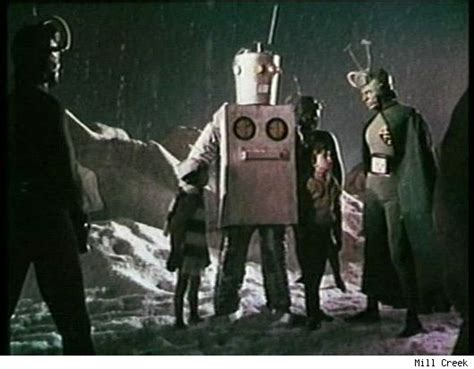 Robot Torg From The Movie Santa Claus Conquers The