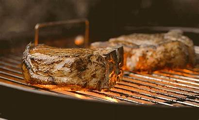 Pork Chops Bbq Grill Grilling Grilled Licking