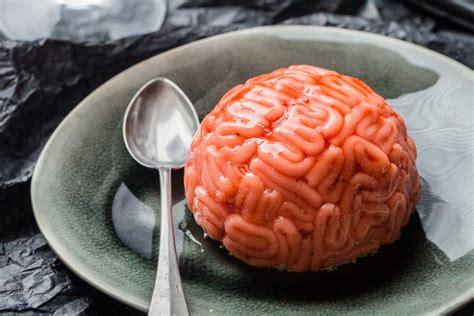 cervelle cuisine cervelles de zombies vanille fraise dessert pour
