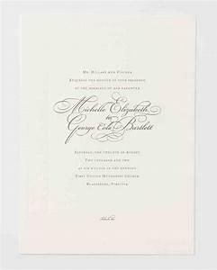 9 host line scenarios to make wording your wedding for Wedding invitations wording martha stewart
