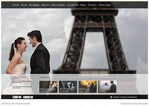 guide to start a successful wedding photography business With wedding photography website design