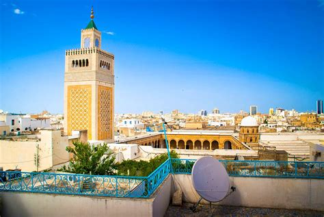 Medina meanders: exploring the old walled city in the ...