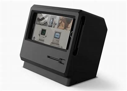 Stand Iphone Computer M4 Elago Retro Macintosh