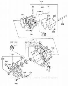 Robin  Subaru Ex27 Parts Diagram For Crankcase
