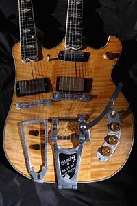 Grammer  Custom Double Neck Guitar  1965