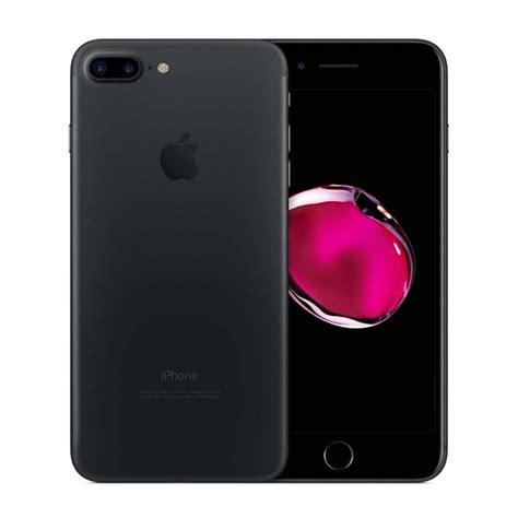 as new iphone 7 plus 256gb black wireless 1