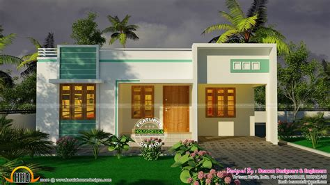 floor plan 3 bedroom small budget house plan kerala home design and