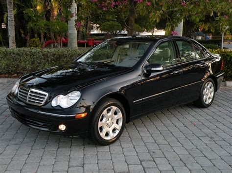 2005 Mercedes-benz C240 4matic Fort Myers Florida For Sale