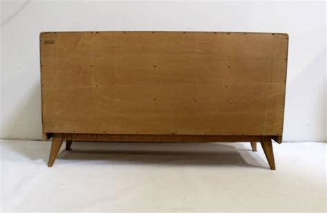 Heywood Wakefield Dresser Wheat by Wheat Color Heywood Wakefield Trophy Dresser Model