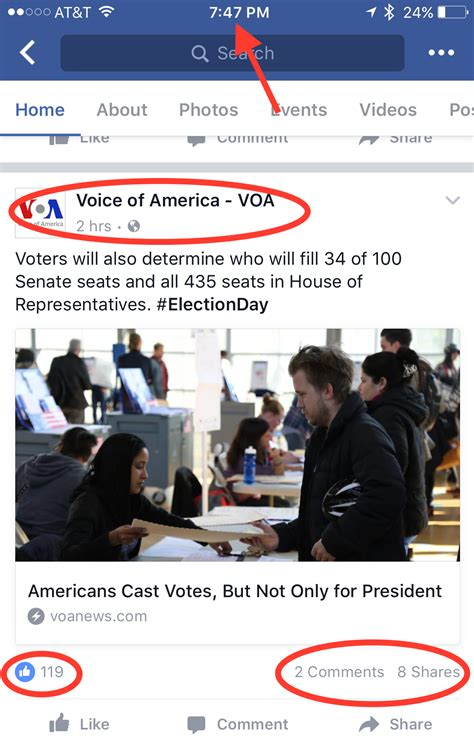 Voa Live by Media Live On With U S Vote Coverage But Not