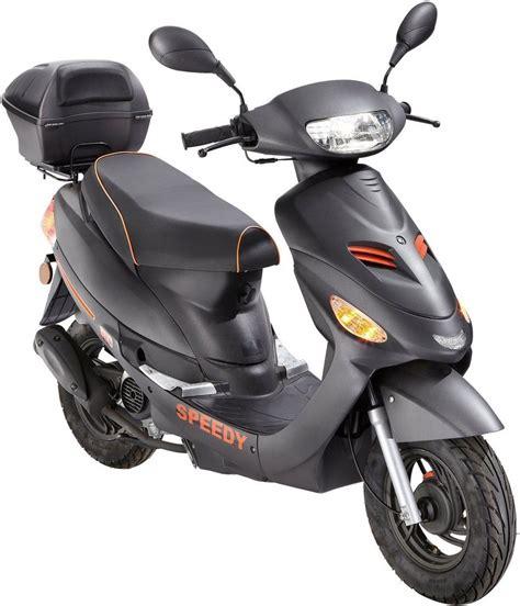 motorroller 25 km h mofa 187 speedy rc 171 50 ccm 25 km h entdrosselbar otto