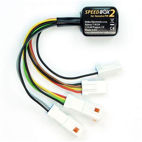 e bike chip speedbox 2 f 252 r yamaha pw drive unit e bike tuning chip pedelec tuning ebay