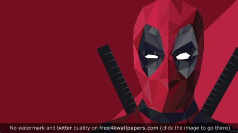4k Deadpool Wallpaper (56+ Images