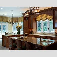 Kitchen Window Treatment Valances Hgtv Pictures & Ideas