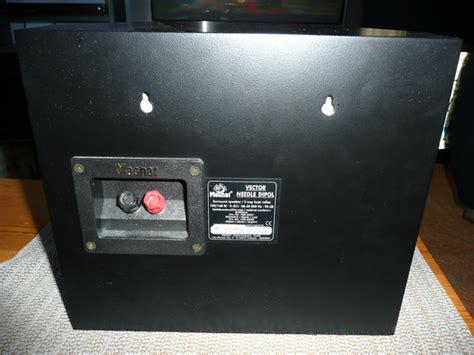 Magnat Vector Needle Dipol, Lautsprecher