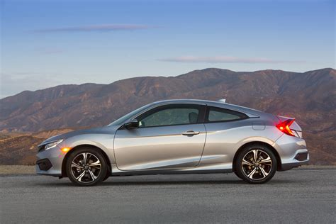 Llega A México El Nuevo Honda Civic Coupé Con Una