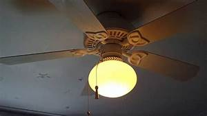 Quot hampton bay gazebo ceiling fan