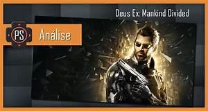 Análise - Deus Ex: Mankind Divided - Player SelectPlayer ...