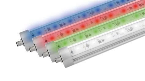 multi color led tube lights ledscale led tube light series d45 multi color diana