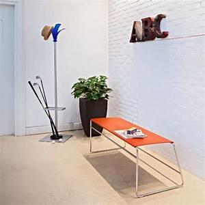 Banc Design Interieur : banc contemporain pour l 39 interieur ~ Teatrodelosmanantiales.com Idées de Décoration