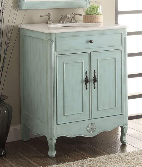 cottage style pastel light blue daleville bathroom