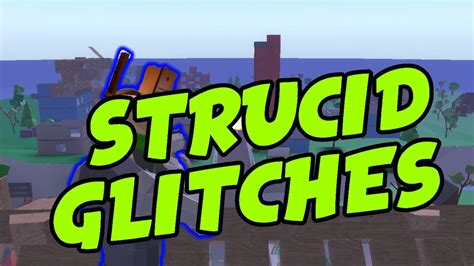 strucid glitches   improve  gameplay youtube