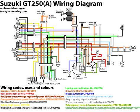 1981 Yamaha 400 X Wiring Image by 1988 Suzuki Gn250 Wiring Diagram