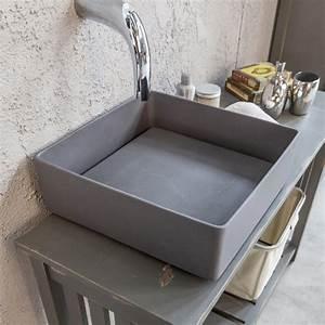 Aufsatzwaschbecken Mit Platte : aufsatzwaschbecken aus harz vom design trabocchetto mit ~ Michelbontemps.com Haus und Dekorationen