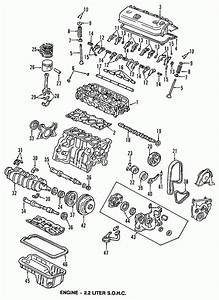 1993 Honda Accord Engine Diagram